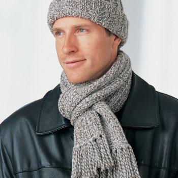 Men's Scarf, Hat & Gloves
